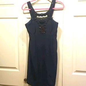 Shoshanna Black Silk Dress Size 4